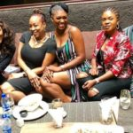 nollywood fantastic four step out for lunch