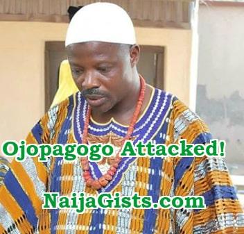 ojopagogo attacked spiritually