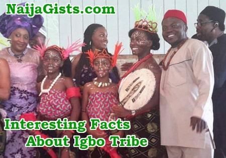 origin igbo tribes people nigeria