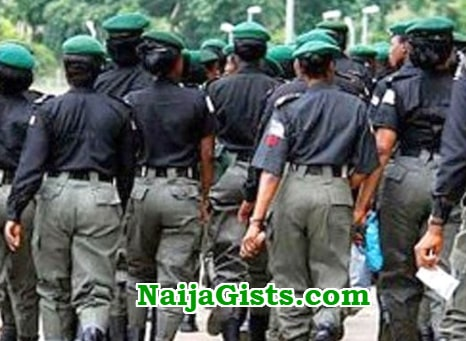 police inspector arrest pregnant officer wife