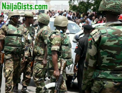 policeman shot dead militants bakassi cross river