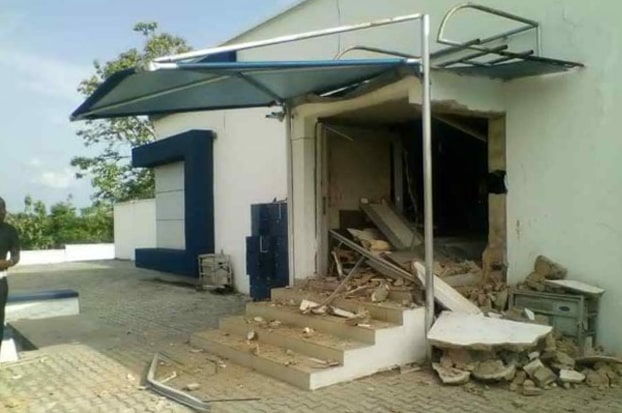robbery first bank ondo state