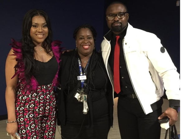 stella damasus london movie premiere