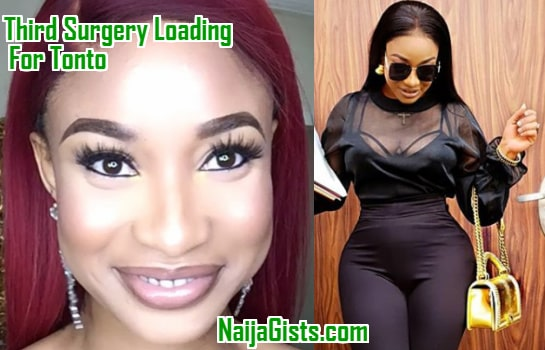 tonto dikeh going more surgeries
