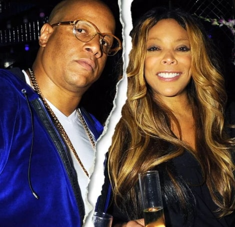 wendy williams divorces cheating husband