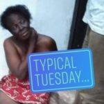 woman charmed robbers onitsha anambra