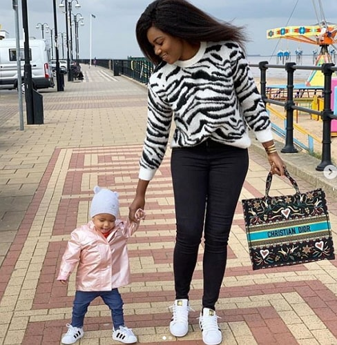 yvonne nelson daughter latest news