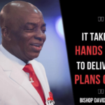 bishop oyedepo quotes about God
