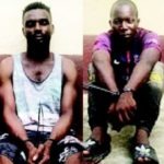 black axe cultist arrested hard drug