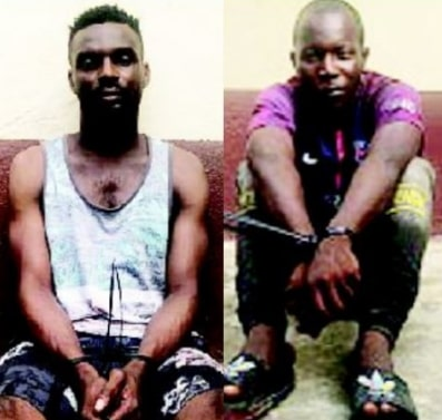 robbery gang murdered old couple sagamu