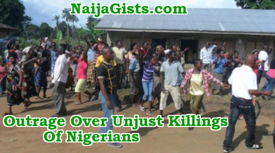 cameroonian policemen killed 40 nigerians abana bakassicameroonian policemen killed 40 nigerians abana bakassi