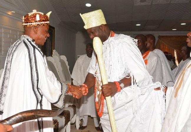 eze eri 34th visits ooni ife