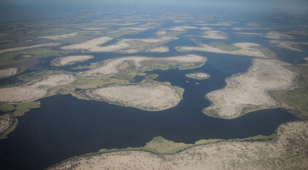 lake chad drying up implication africa