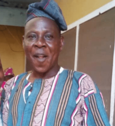 nigerian actor dies sunday