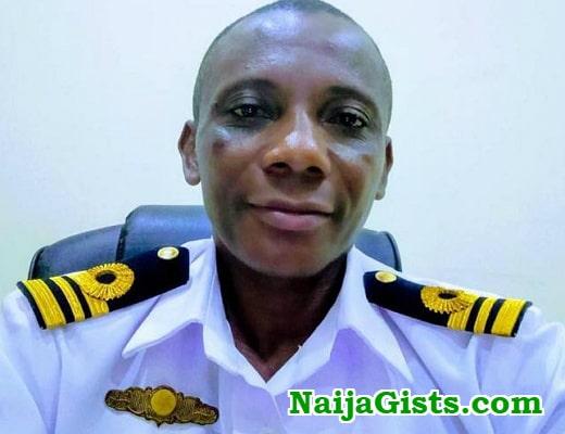 nigerian navy officer murdered kaduna