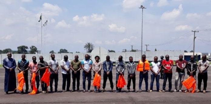 nigerians stolen crude oil ghana