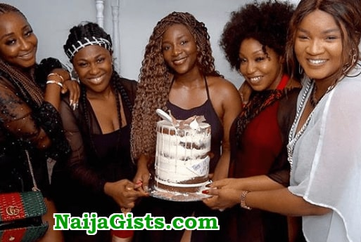 nollywood girls reunite