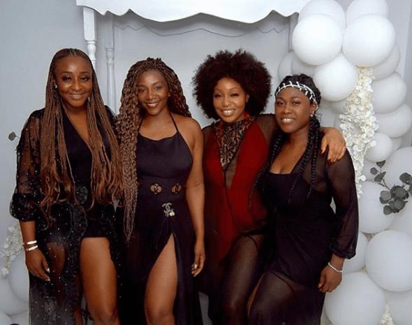 nollywood reunion dubai photos