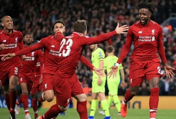 liverpool barcelona score highlight