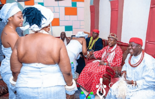 Igbo Billionaire Wife Regina Daniels Traditional Wedding