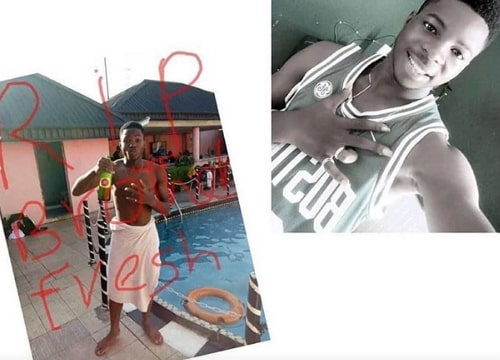 uniuyo student drowns pool party
