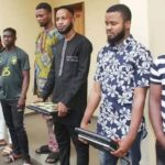 yahoo boys arrested efcc lagos today