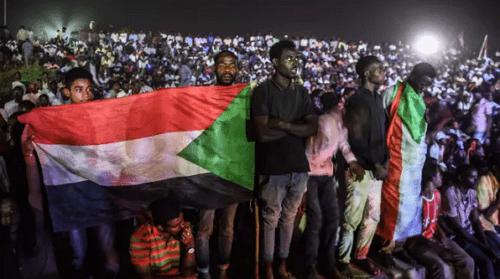 african union suspend sudan