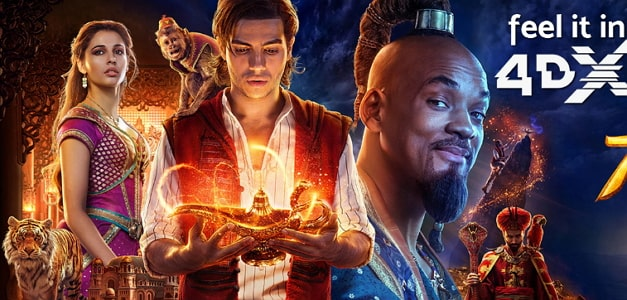 aladdin movie abuja