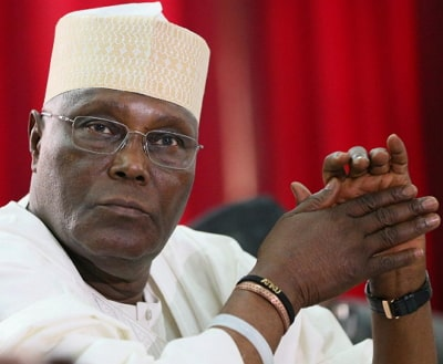 atiku petition rejected