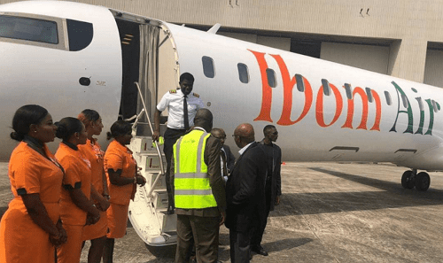 book ibom airline ticket