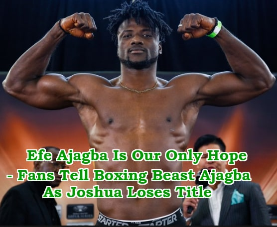 efe ajagba anthony joshua fight