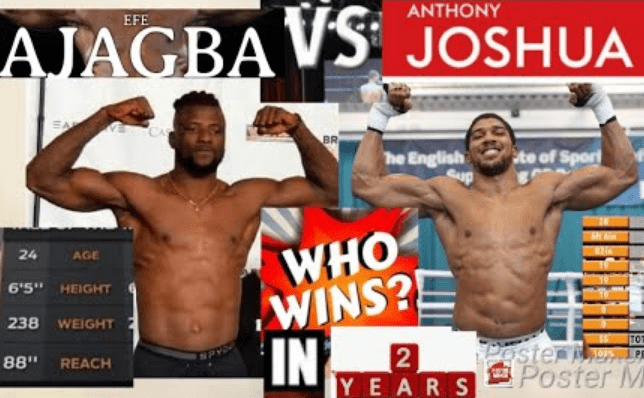 efe ajagba vs anthony joshua who will win