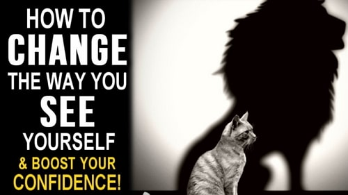 how to improve self image