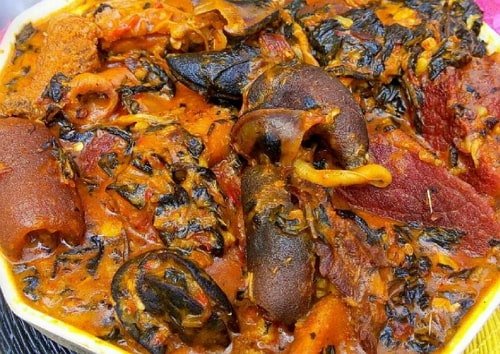 how to make Ofe Onugbu