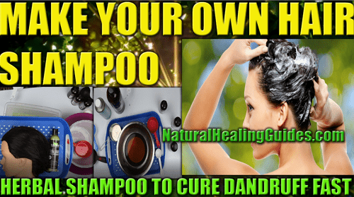 how to make shampoo from scratch