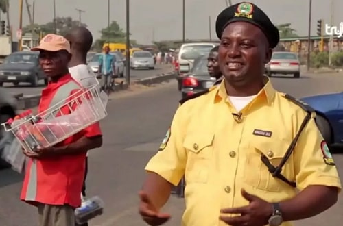 lastma officer dragged into mud