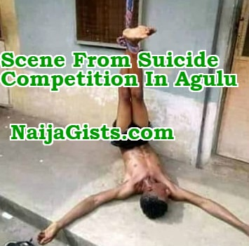 man commits suicide Amaezike village anambra