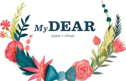 my dear meaning
