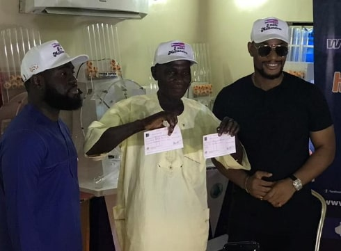 nigerian farmer wins 18million lotto
