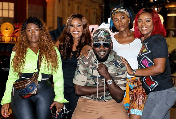 nollywood fantastic 4 dubai