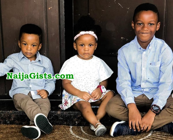 paul okoye children