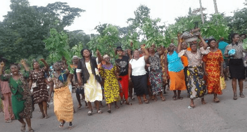 protest anambra land dispute 44 years