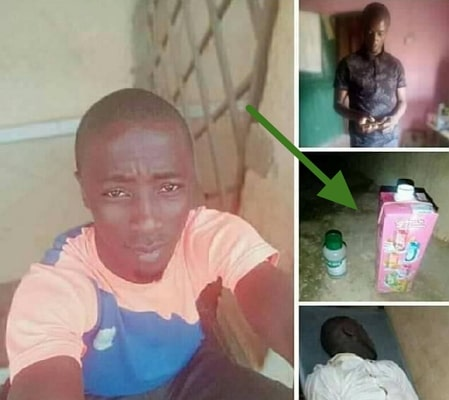 student commits suicide kebbi photos