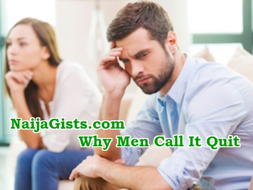 why men leaves their wives