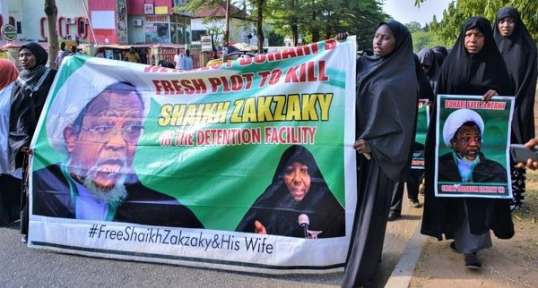 El-Zakzaky wife killed
