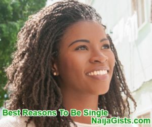 8 Best Reasons To Be Single!