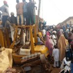 building collapse jos