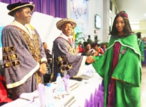 First Covenant University Graduate With CGPA 5.0 Motunrayo Ajia Reveals Secret Of Academic Success