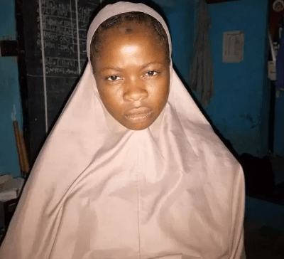 girl stabbed brother to death kano
