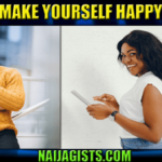 how to make yourself happier